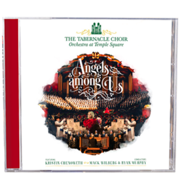 Angels Among Us by The Tabernacle Choir at Temple Square CD