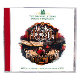 Deseret Book Company (DB) Angels Among Us by The Tabernacle Choir at Temple Square CD