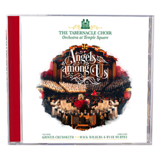 Deseret Book Company (DB) Angels Among Us byThe Tabernacle Choir at Temple Square CD