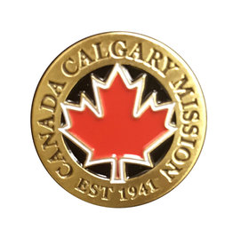 Bennet Brands Canada Calgary Mission - Lapel Pin