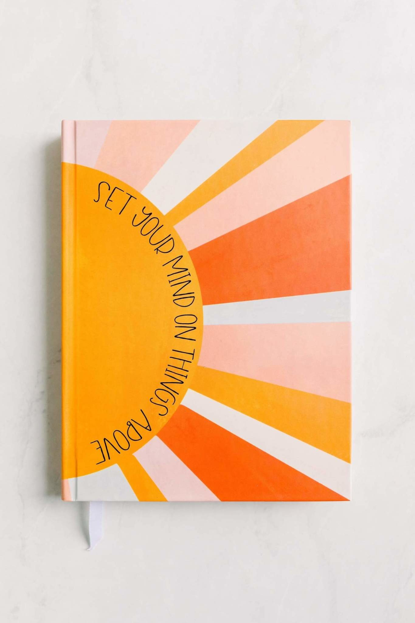 Inspirational Journal - Things Above Sun