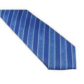 Tie, Boys GR82B8 Blue Adjustable Clip