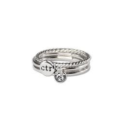 CTR Shimmer Ring