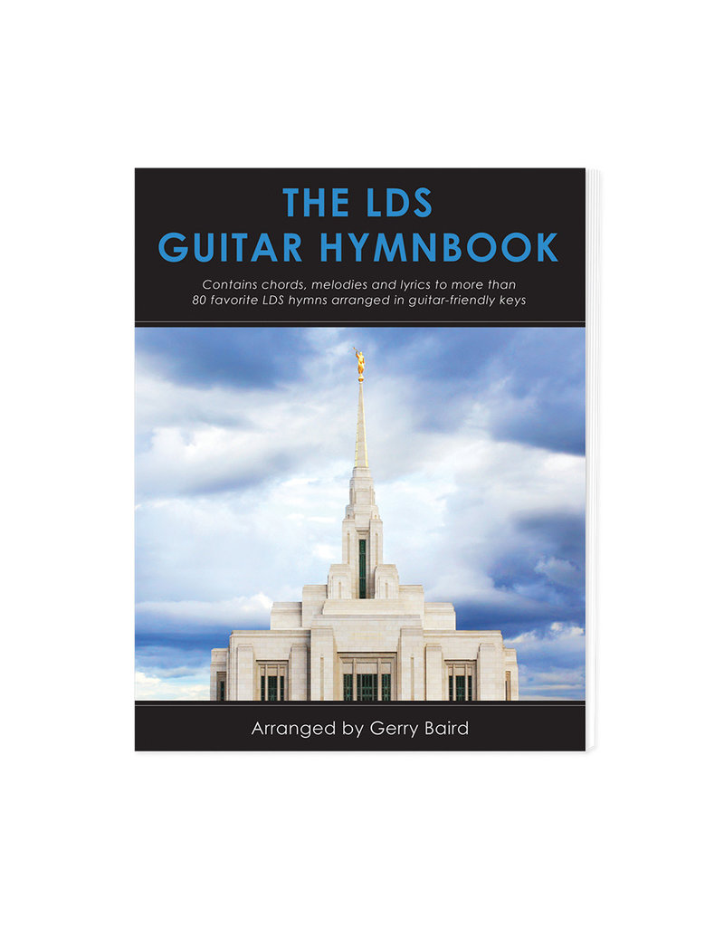 Book, PB LDS Guitar Hymns