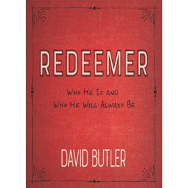 Deseret Book Company (DB) Redeemer by David Butler