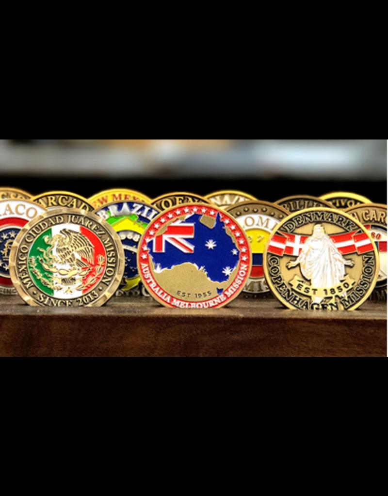 Australia Melbourne Mission - Commemorative Coin