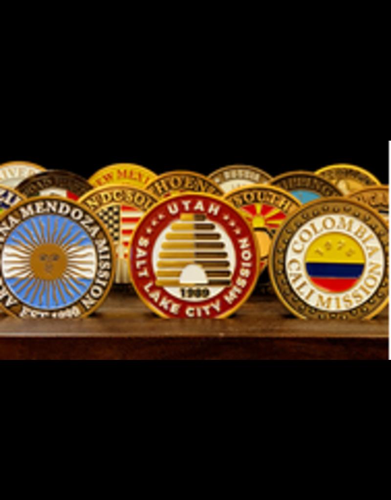 Utah Salt Lake City Mission - Commemorative Coin