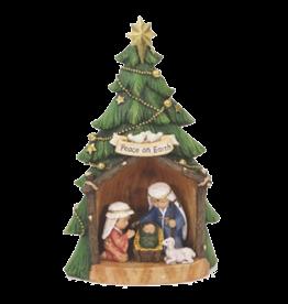 Peace on Earth Christmas Tree byRoman Inc