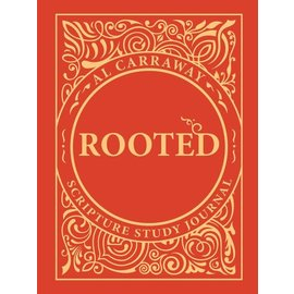 Cedar Fort Publishing Rooted Scripture Study Journal by Al Caraway