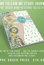 Etsy - Computer is my Canvas Come Follow Me Study Journal (Flowers) Book of Mormon 2020