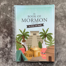 Book of Mormon Study Guide (NEW 2020) – for Kids and Youth
