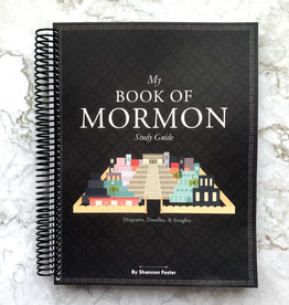 Red Headed Hostess Book of Mormon Study Guide (NEW 2020 - 2nd Edition) – for Adults