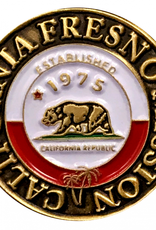 Bennet Brands California Fresno Mission - Lapel Pin