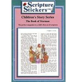 Scripture Stickers Children's Book of Mormon