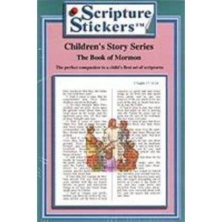 Scripture Stickers Scripture Stickers Children's Book of Mormon