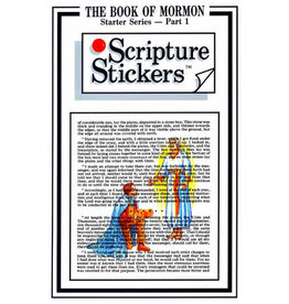 Scripture Stickers Book of Mormon Part One