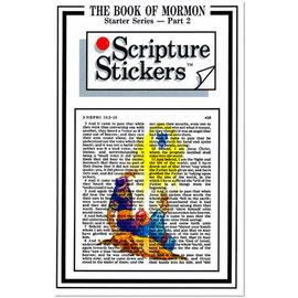 Scripture Stickers Scripture Stickers Book of Mormon Part two