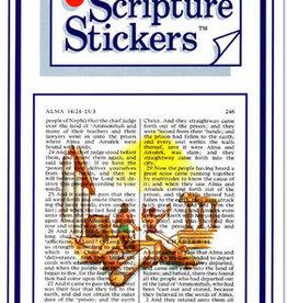 Scripture Stickers Scripture Stickers Book of Mormon Part three