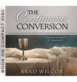 Continuous Conversion, The, Wilcox (Audio Book CD)