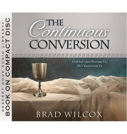 Continuous Conversion, The, Wilcox (Audiobook CD)