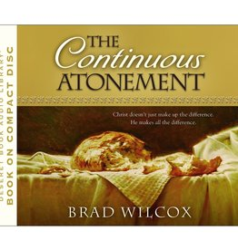 Continuous Atonement, The, by Wilcox (Audio Book CD)