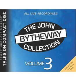 John Bytheway Collection, Vol. 3 CD (includes DVD)