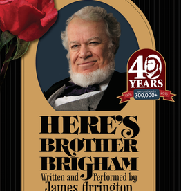 Here's Brother Brigham (DVD)