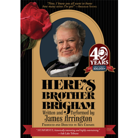 Deseret Book Company (DB) Here's Brother Brigham (DVD)