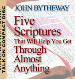 Five Scriptures That Will Help You Get Through Almost Anything , Bytheway (CD)