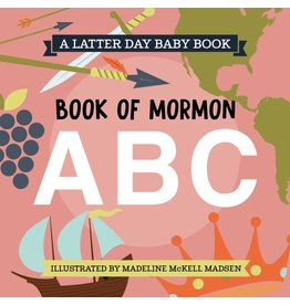 Book of Mormon ABC's (Latter Day Baby board book)