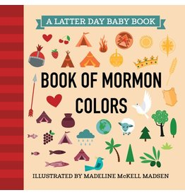 Book of Mormon Colours (Latter Day Baby board book)