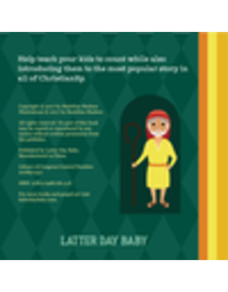 The Nativity (Latter Day Baby board book)