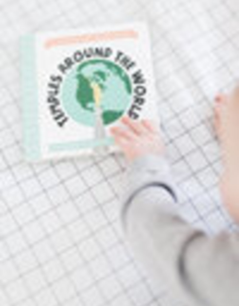 Latter Day Baby Temples around the world (Latter Day Baby board book)
