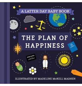 The Plan of Happiness (Latter Day Baby board book)