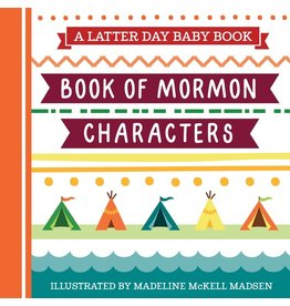 Book of Mormon Character (Latter Day Baby board book)