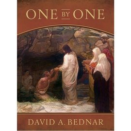 Deseret Book Company (DB) One by One by David Bednar