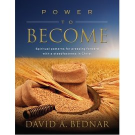 Deseret Book Company (DB) Power to Become, by David A. Bednar