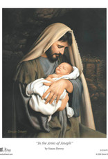 "Altus fine art In the arms of Joseph. 8""x10"" print"