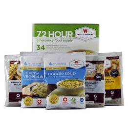 wise food 72 Hour Emergency Food and Drink Supply