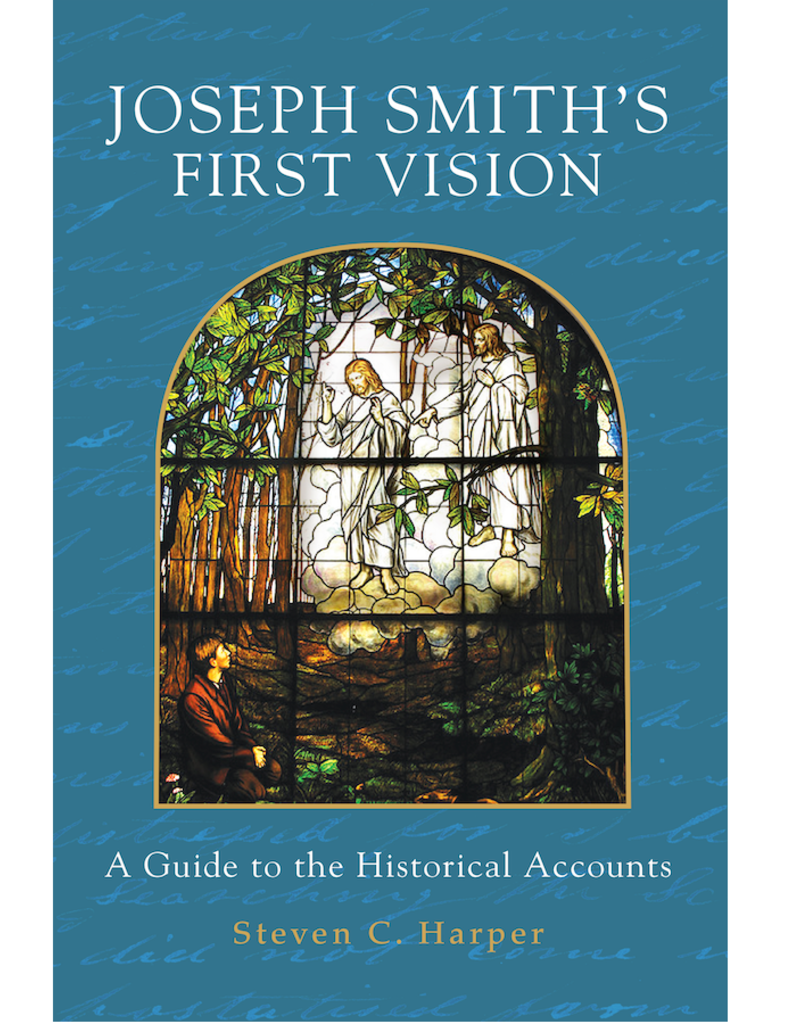 Joseph Smith's First Vision. Pre Order, End of February.