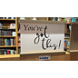 Seagull Books You'e Got This Accent White Wood