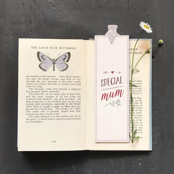 1970 -Bookmark-Special mum
