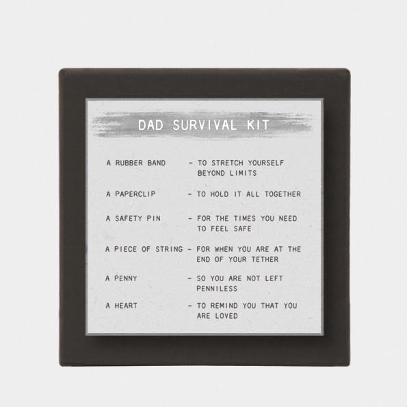 1613 Dad survival kit