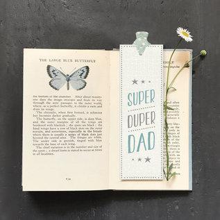 EastOfIndia 1968 -Bookmark-Super duper dad