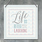 EastOfIndia 816 -Sq sign-Home is where love resides