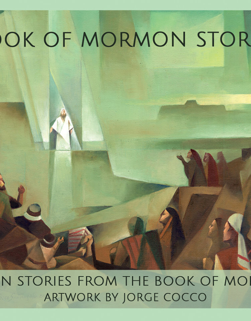 Altus fine art Book of Mormon - Minicard Pack -16 images