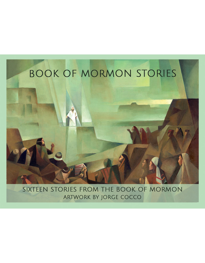 Book of Mormon - Minicard Pack -16 images