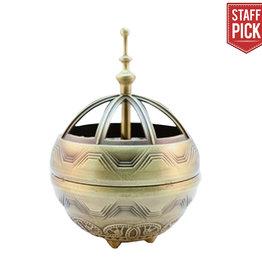 Brass Liahona (Ornament)