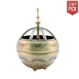 Latterday Designs Brass Liahona (Ornament)