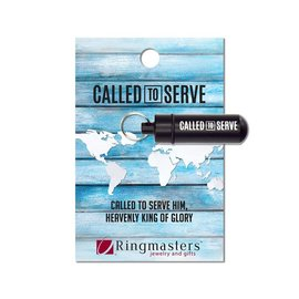 CALLED TO SERVE OIL VIAL